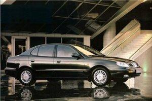 Daewoo Leganza 2000. Полное руководство по ремонту .