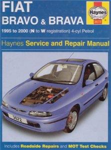 Fiat Bravo Brava 1995-2000. Руководство по ремонту.