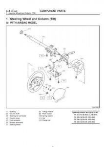 Subaru Legacy 1998. Пособие по ремонту и обслуживанию.