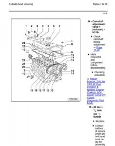 Volkswagen Golf, Jetta, GTI. Оригинальная инструкция по ремонту (1999-2004)
