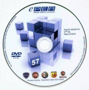 Fiat ePER ( v.5.70.0 Rus ) - Электронный каталог запчастей для машин, выпускаемых концерном FIAT