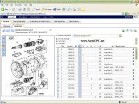 Volvo Impact 05.2010 (2010) Электронный каталог оригинальных запчастей и документация по ремонту