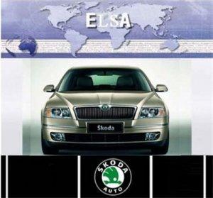 ELSA Skoda версия 3.9 02.2011. Информационная база по ремонту автомобилей Skoda.