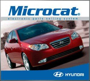Hyundai Microcat (версия 06.2011). Электронный каталог запасных частей производителя