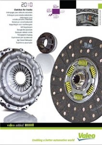 VALEO сборник каталогов-2011.