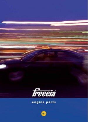 Freccia (2010 год). Каталог деталей двигателя производителя