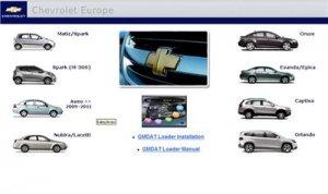 Chevrolet TIS Europe 02.2011. Дилерская база по ремонту.