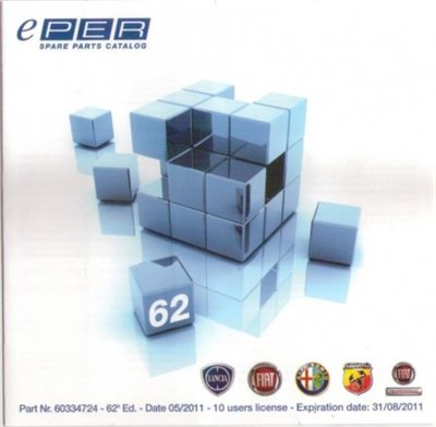 Fiat ePER v.62 05/2011