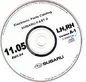 Subaru Fast Eur 05/2011 [ENG] (Диск 1)