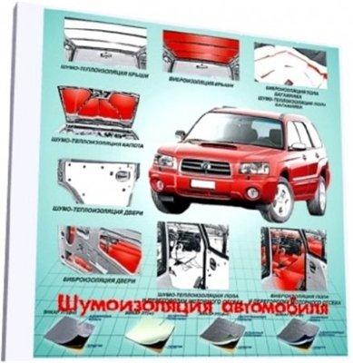 Делаем шумоизоляцию вашего автомобиля. (Обучающее видео)