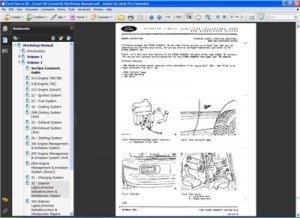 руководство по ремонту. Ford Sierra RS & Escort RS.