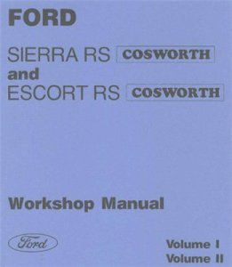 ����������� �� �������. Ford Sierra RS & Escort RS.
