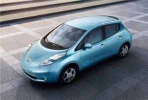 Nissan Leaf ZE0. Официальное руководство по ремонту.