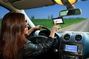 Обучающее видео по установке GPS навигатора в автомобиле