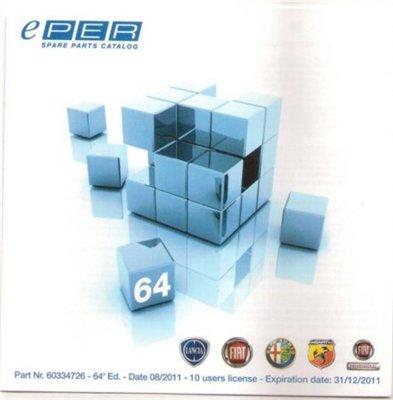 Fiat ePER v.64 08/2011