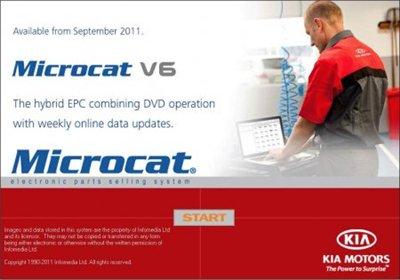 Microcat KIA 2011/10 2011.9.0.1