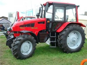 Беларус-1221. Устройство трактора.