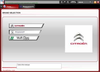 DiagBox 6.01 & Update 6.05 [XS Evolution Lexia] (2011).
