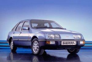 Руководство по ремонту Ford Sierra. 1982-90 г.в.