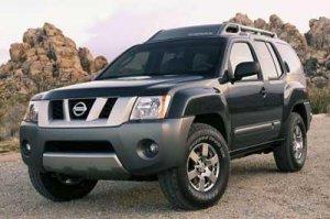 Nissan Xterra 2005-09 .Руководство по ремонту.