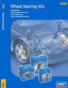 Ступичные подшипников для легковых автомобилей от производителя SKF