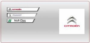DiagBox версия 6.01 + обновление 6.05 (2011 г.). Программа диагностики автомобилей Citroen и Peugeot