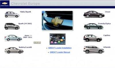 Chevrolet TIS Europe 02.2011
