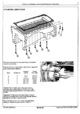 Техническая документация по ремонту и эксплуатации сельскохозяйственной техники John Deere