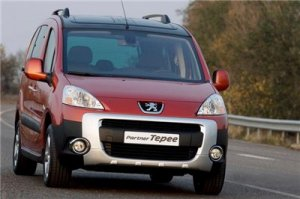 Peugeot Partner Tepee с 2008 г. дизель 1,6 HDi 90 лс. Инструкции по ремонту.
