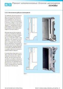 Ремонт алюминиевых блоков цилиндров.