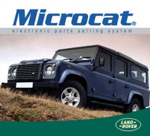 Land Rover Microcat (������ 02.2012). ������� �������� ������ �������������