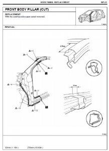 Toyota Scion xA 2006. Service manual.