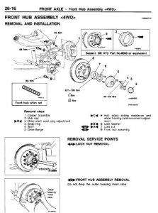 Mitsubishi L400 95-98 Workshop Manual. Ремонтное руководство.