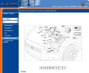 Fiat Grande Punto. Мультимедийное руководство по ремонту.