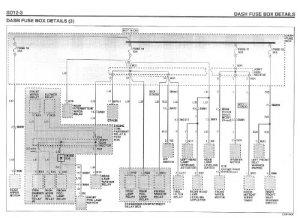 Hyundai Accent 2005. Электрооборудование.
