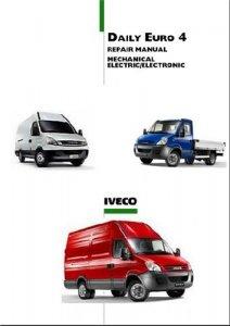 Iveco Daily Euro 4.Руководство для СТО.