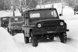 УАЗ-469. Руководство по войсковому ремонту 1983 г.