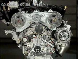 Замена ремня ГРМ на Mitsubishi Outlander XL. Видео пособие.
