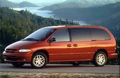 Инструкция по ремонту Dodge Caravan 1996-2000