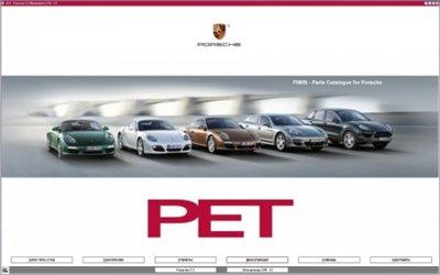 Porsche PET PIWIS 7.3 291 обн. с эмулятором + прайс для России + PET 7.2 273 обн.