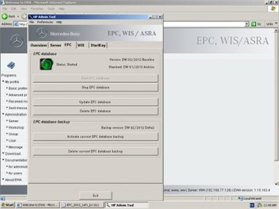 MERCEDES-BENZ EPC NET 03.2012 [UPDATE]