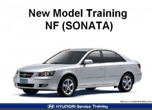 Hyundai Sonata. ����������� �� ������� � ������������.