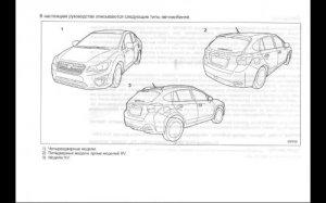 Subaru Impreza & XV. Руководство по эксплуатации.
