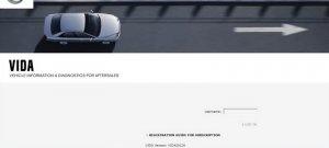 Volvo VIDA версия 2012A. Программа диагностики, каталог запчастей, инструкции по ремонту