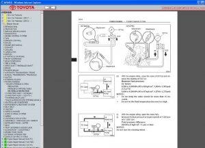 Toyota Avensis 2003-2004 SIL. Сервисно-ремонтное руководство.