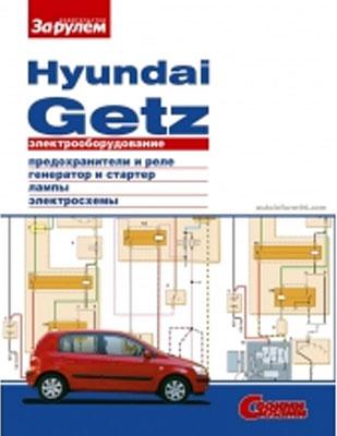 Hyundai Getz - электрооборудование автомобиля.