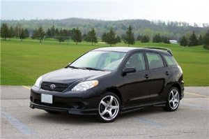 Toyota Matrix 2003-07(Pontiac Vibe). Service manual.