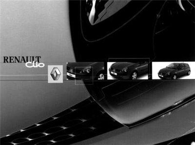 Renault Clio 2 (Рено Клио 2). Инструкция по эксплуатации