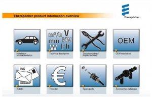 Eberspaecher: руководство по установке автономных автомобильных отопителей