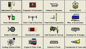 Real Time Labour Guide 8.01: нормо-часы по ремонту двигателя и трансмиссии